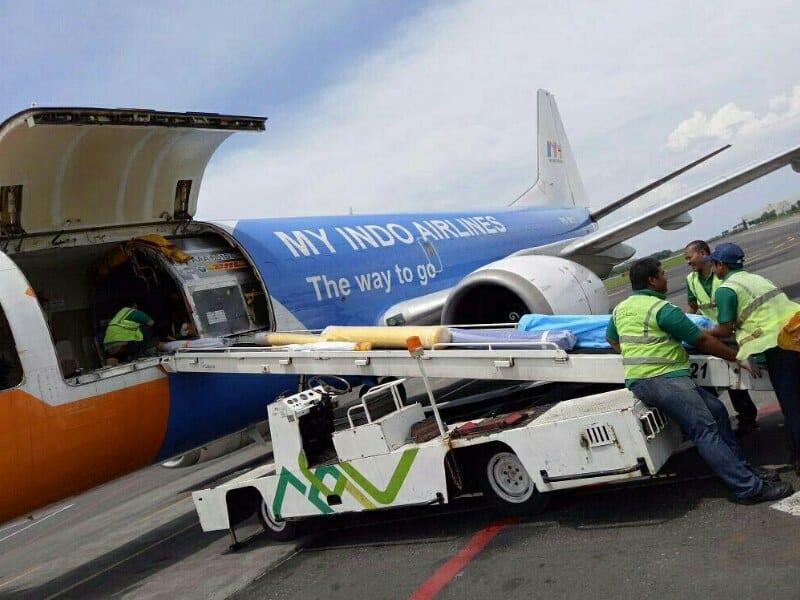 My Indo Airlines Ubah Jadwal Kargo Dari Semarang Ke Last Flight