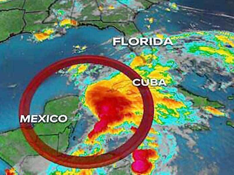 Terancam Badai Alberto Ribuan Penduduk Florida Dievakuasi