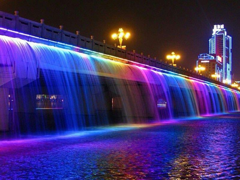 Akhir Tahun Ini, Semarang Punya Bridge Fountain