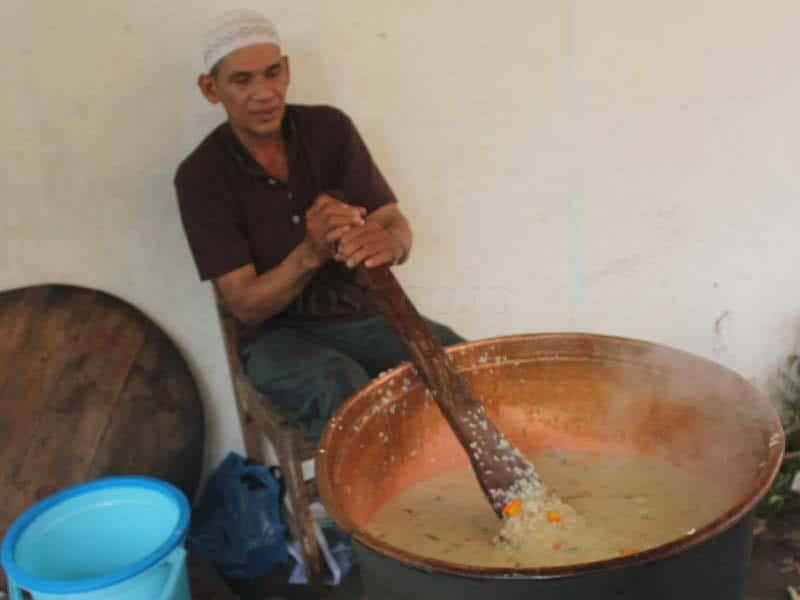 bubur india