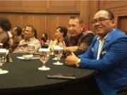 Bintang Kawakan Dan Ketua DPRD Jateng Hadiri HUT PARFI