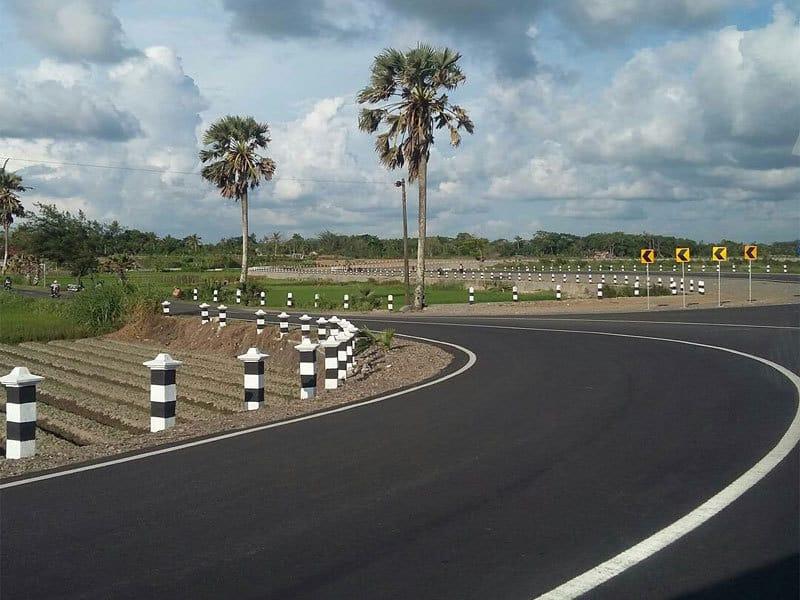jalan pantai selatan