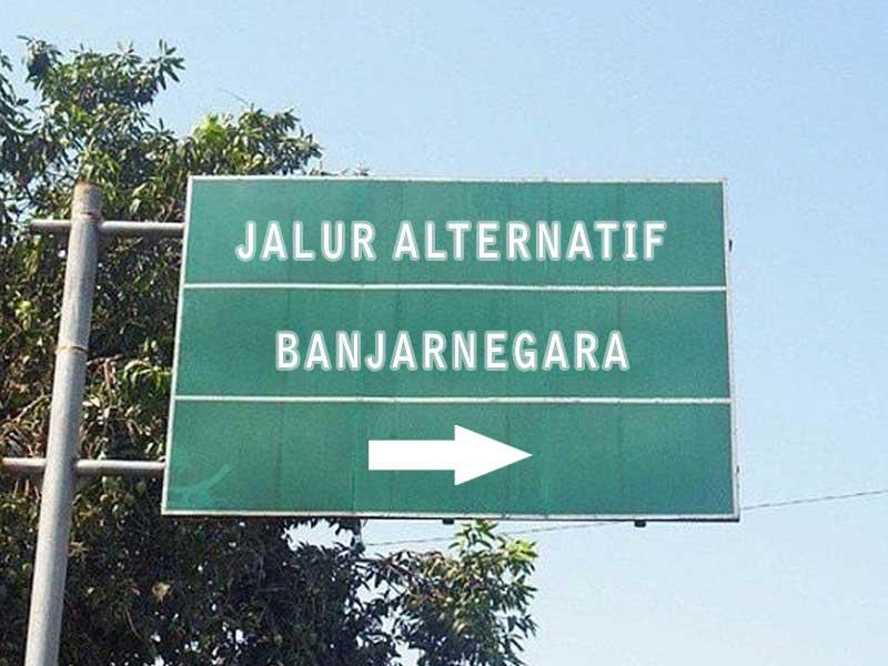 jalur alternatif