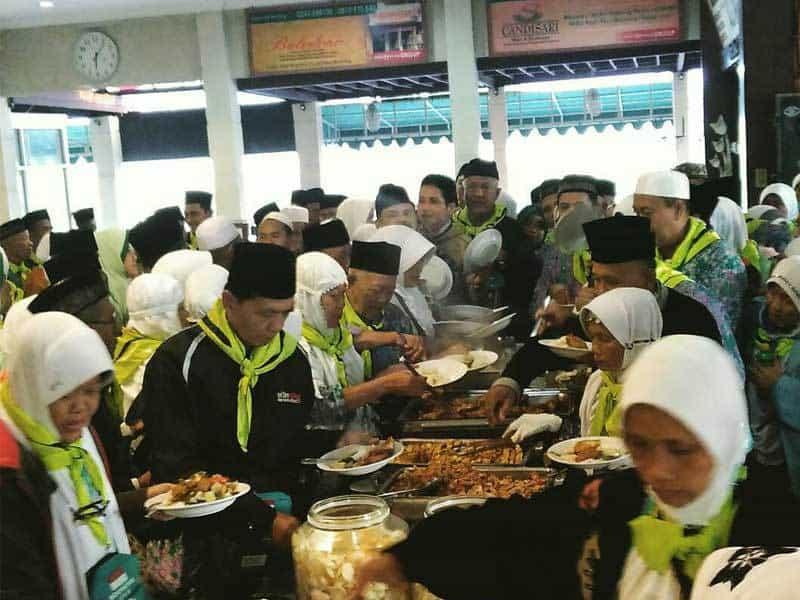 Jemaah Haji Indonesia Bakal Nikmati Menu Nusantara