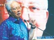 Najib Razak Akui Kekalahan Barisan Nasional