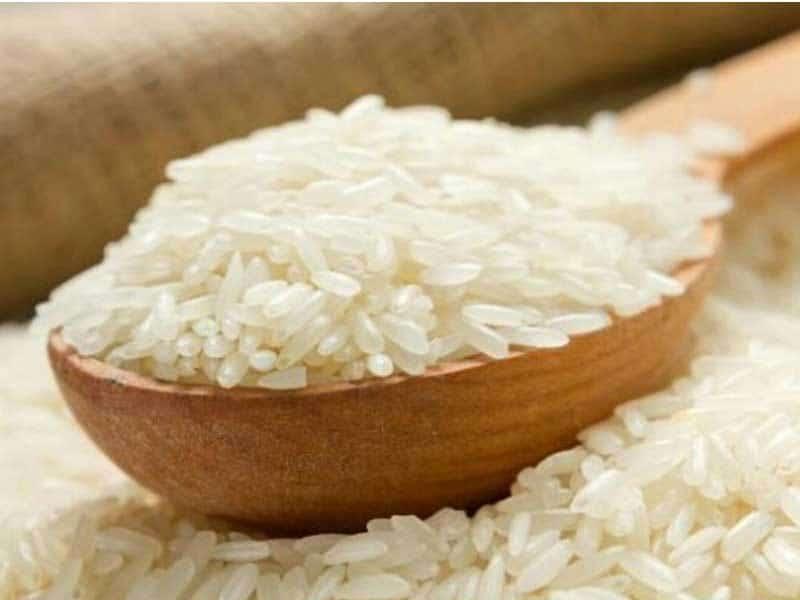 beras zakat