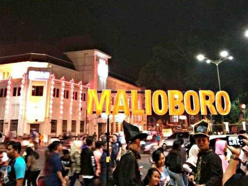 Omzet Pedagang Di Malioboro Naik Hingga 80%
