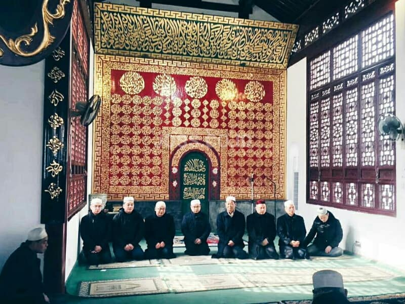 asosiasi islam china