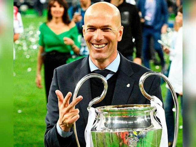 madrid zidane