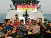 Ini Kado Istimewa TNI AL Ke Polri Di HUT Bhayangkara Ke-72