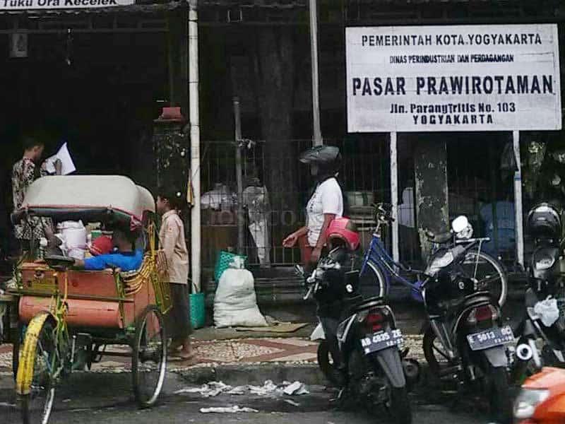 Pasar Prawirotaman