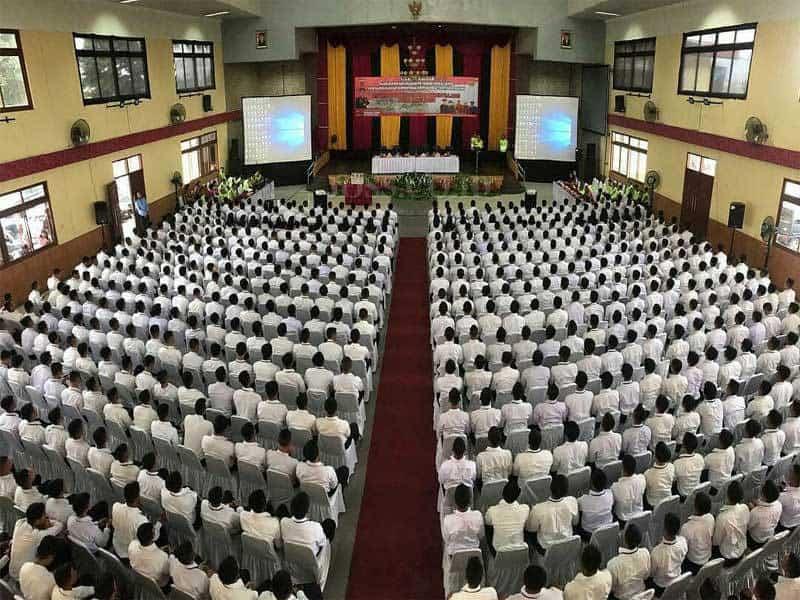 Ratusan Calon Taruna Perebutkan 250 Kursi Akpol Semarang