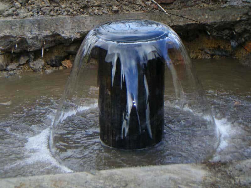 pengambilan air