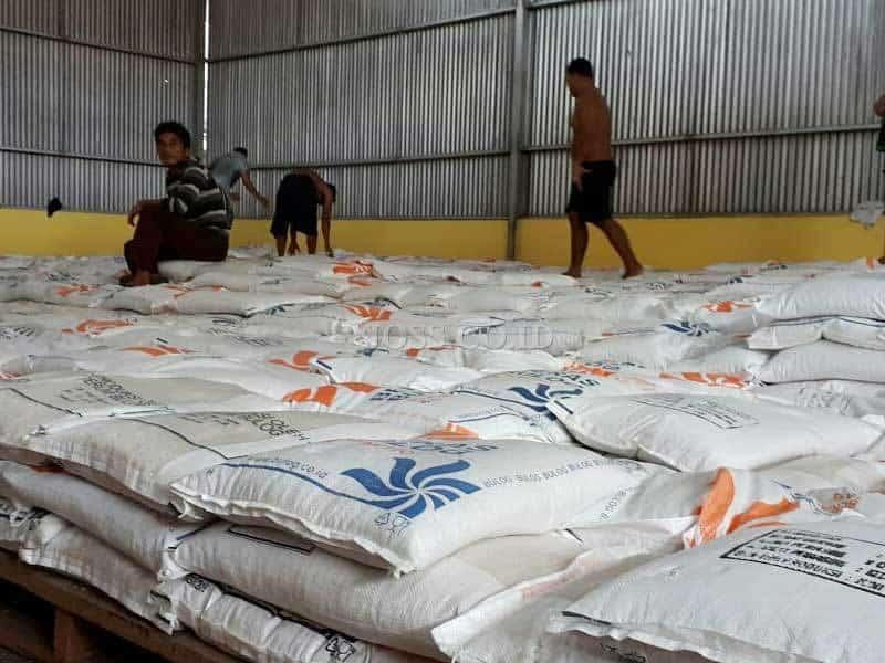 stabilisasi harga beras