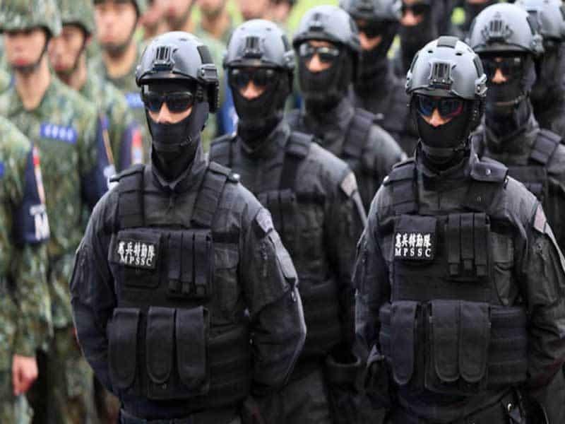 pasukan anti teror
