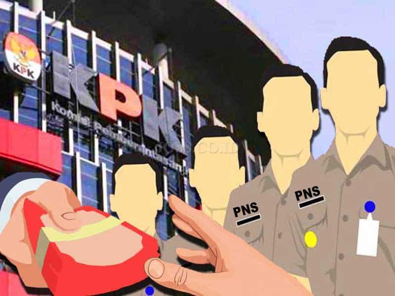 PNS terpidana korupsi
