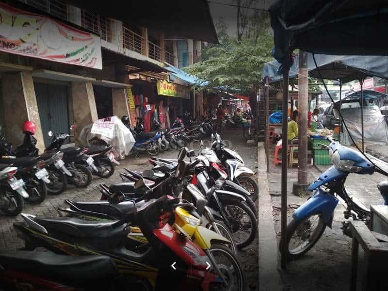 Pasar Pengging Boyolali
