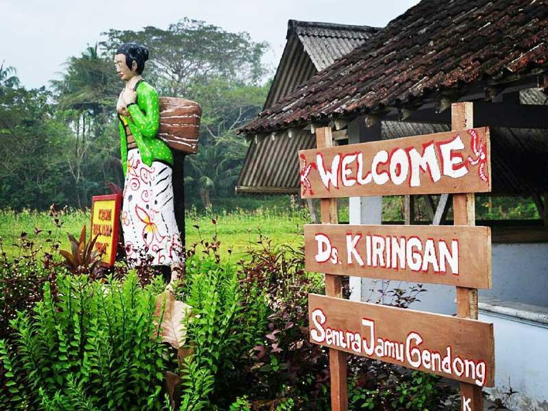 Desa Wisata Kiringan