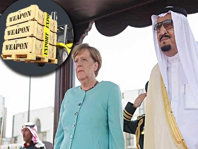 ekspor senjata