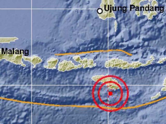 empat gempa