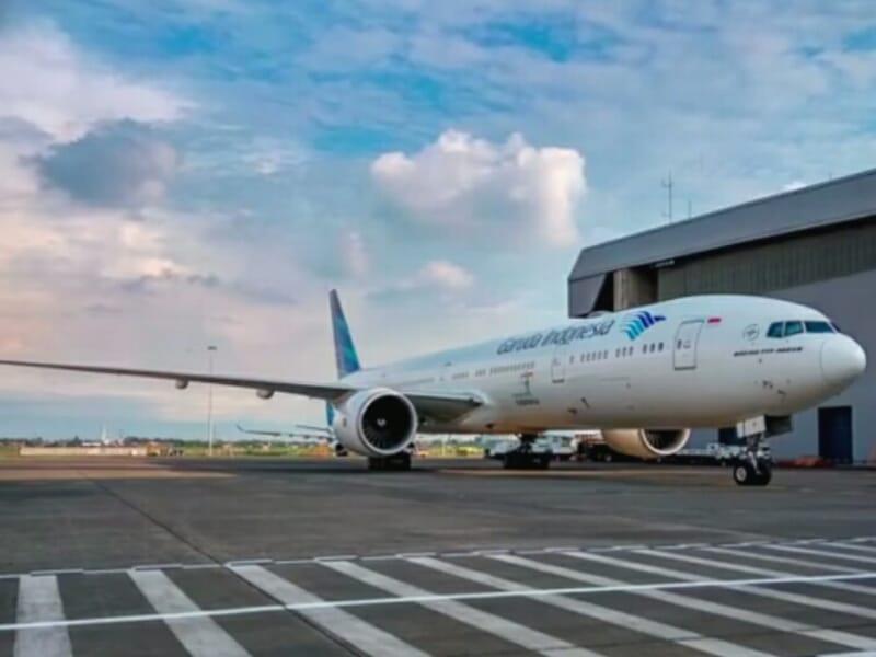 Sempat Dihentikan, Garuda Kembali Operasikan Rute Jember-Surabaya