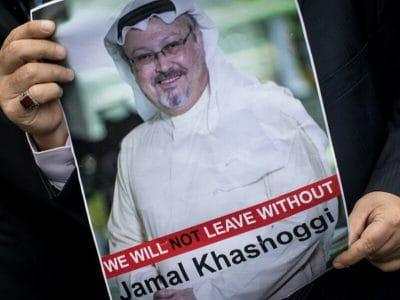 hilangnya Jamal Khasoggi