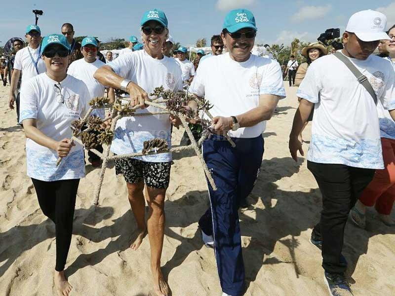 perlindungan biota laut