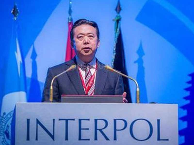 Presiden Interpol