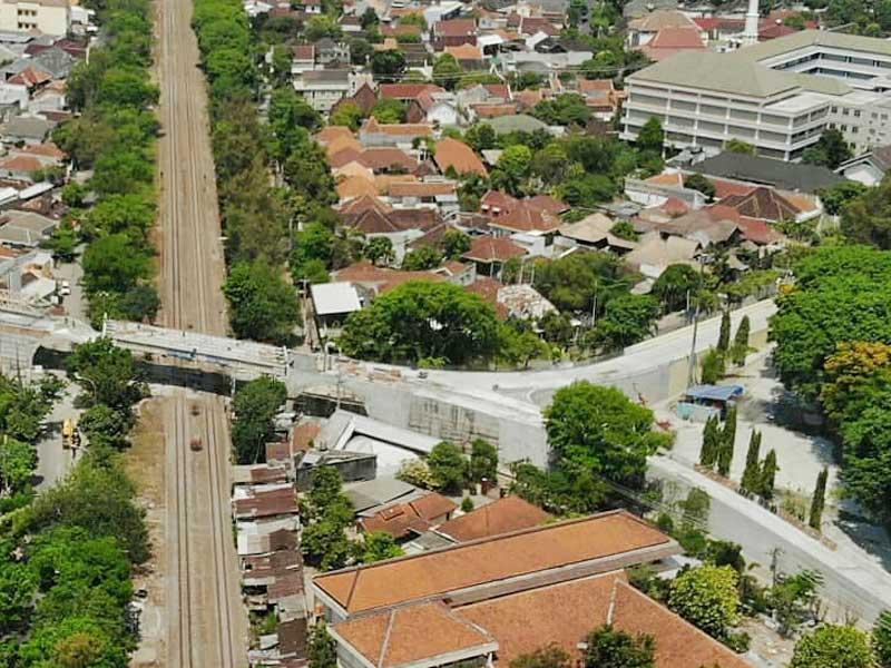 Flyover Manahan
