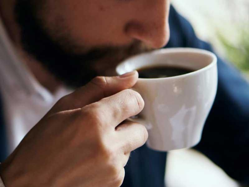 kebanyakan kopi