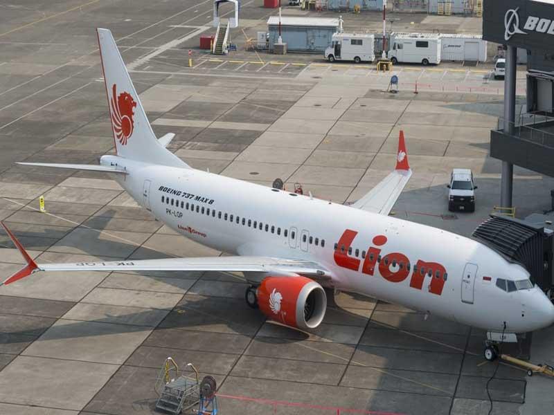Lion Air PK-LQP