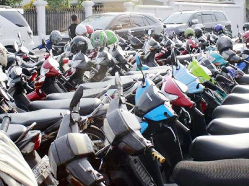 tarif parkir di Solo
