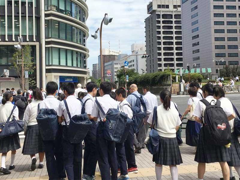 pelajar bunuh diri di Jepang