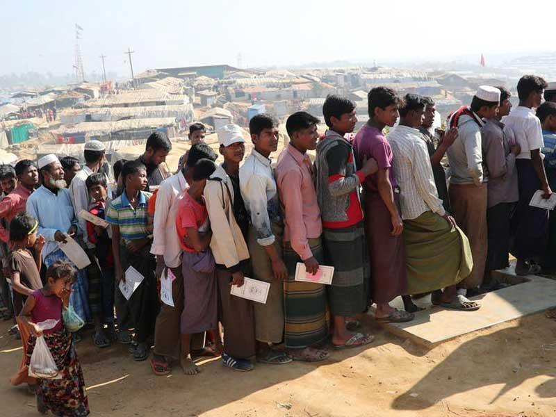Repatriasi 2.200 Pengungsi Rohingya di Bangladesh Mundur Tahun Depan