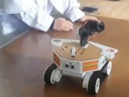 robot pendeteksi korban bencana
