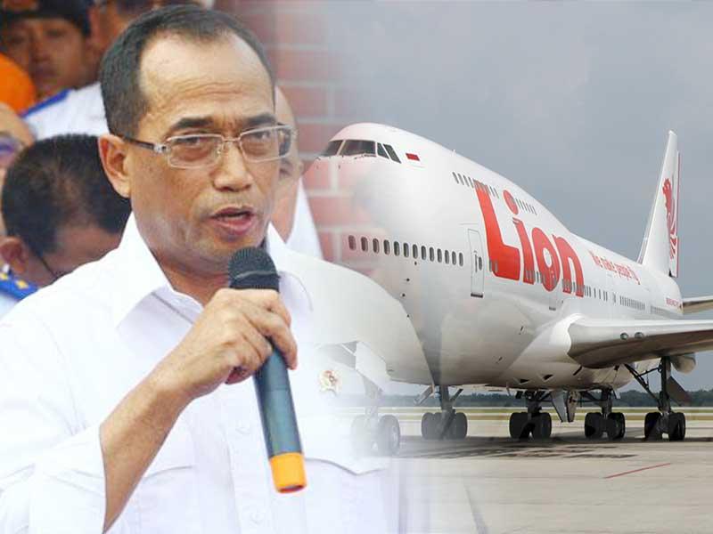 spesial audit untuk Lion Air