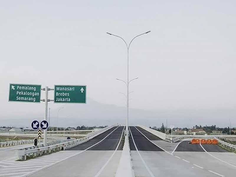 Tol Pemalang-Batang