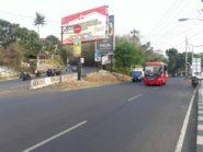 Pembangunan Gombel Lama Rampung , Jalur BRT Koridor II Dan VI Dikembalikan