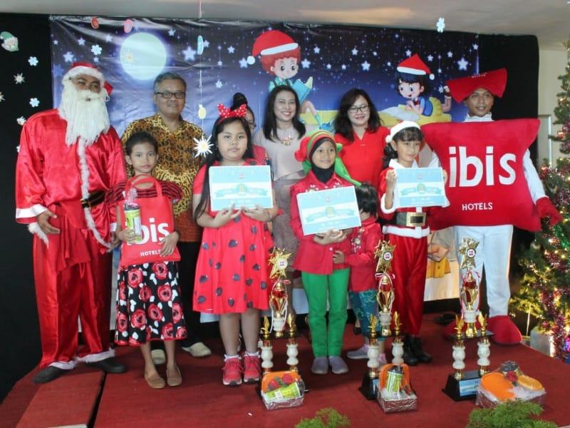 """Story Telling Competition"" Ibis Hotel Semarang Bawa Pesan Damai"