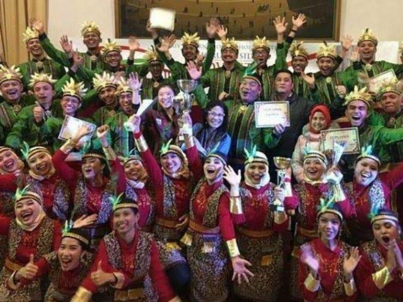 Paduan Suara Indonesia Borong 5 Penghargaan di Roma