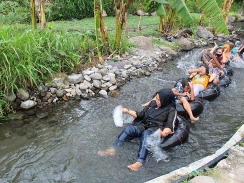 Sepur Kalen, Wisata Baru Susur Sungai di Boyolali