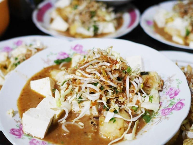 Tahu Pojok, Kuliner Legendaris di Magelang