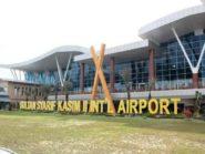 Jumlah Penumpang Anjlok Bandara Pekanbaru Riau Batalkan 433 Penerbangan