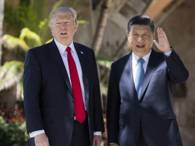 Peringati 40 Tahun China-AS, Ini Harapan Xi Jinping dan Trump