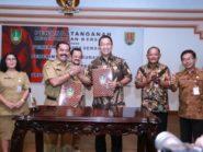 Semarang Dan Solo Sepakati Kerjasama Wisata Dan PLTSA