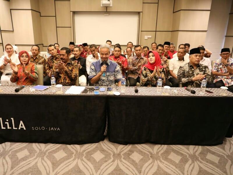 Bawaslu Agendakan Klarifikasi Ganjar Pranowo dan 31 Kepala Daerah