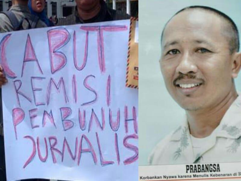 pembunuh jurnalis