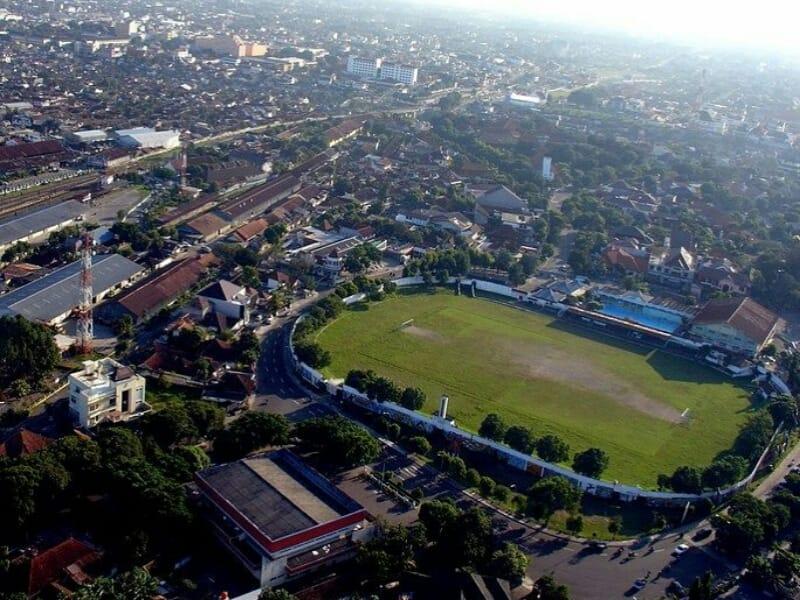 Stadion Kridosono Bakal Jadi Ruang Terbuka Publik dilengkapi Parkir Basement