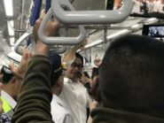 Addie MS Pimpin Lagu Indoensia Raya di MRT