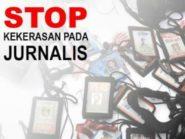 AJI Kecam Kekerasan Terhadap Jurnalis Saat Meliput Munajat 212